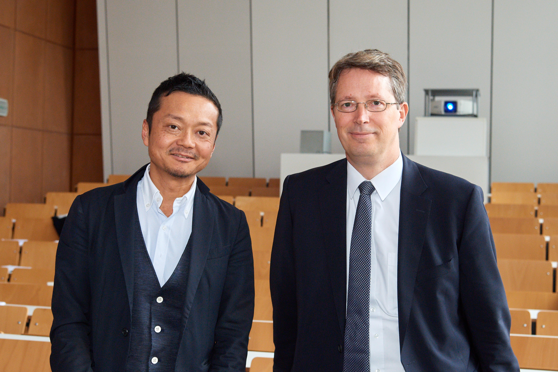 Prof. Hayashi, Prof. Cursiefen