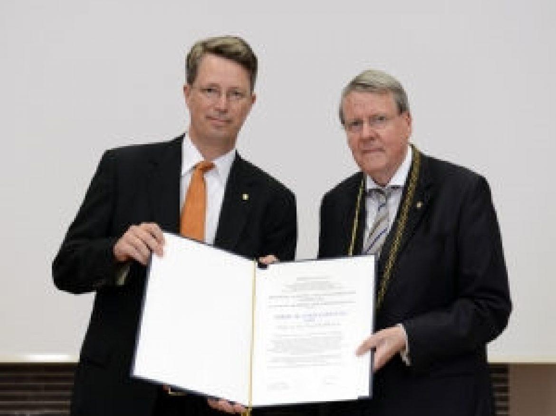 Prof. Cursiefen now a member of Leopoldina