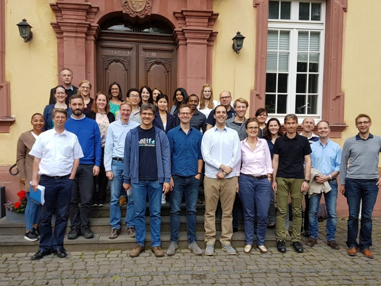 Retreat 2017: Eye researchers meet again at Kloster Steinfeld