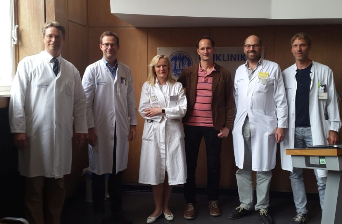 Cologne Competence Center for Ocular GvHD sparks meeting with Clinician-Scientist from Berlin