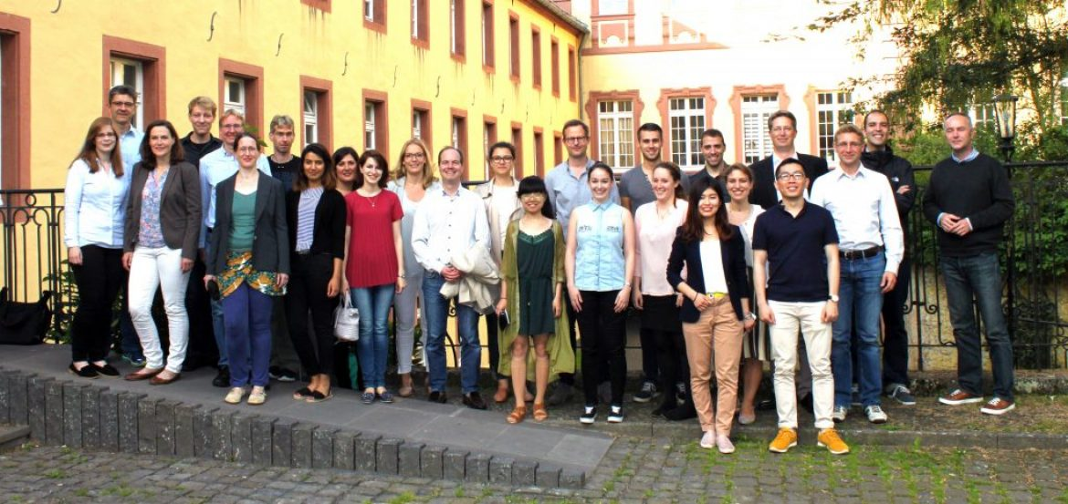 Retreat 2016: Eye researchers meet at Kloster Steinfeld