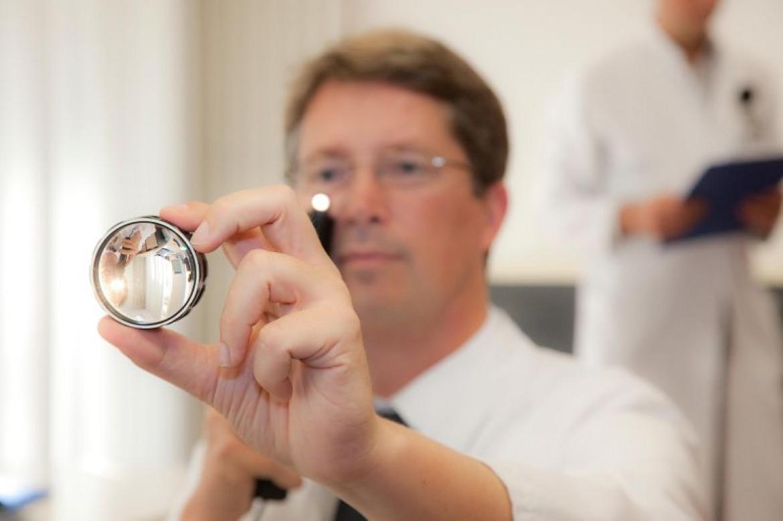 Three million Euros for better vision for longer